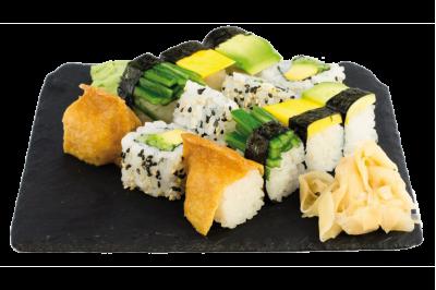 Sushi Appetizer Vegetarian
