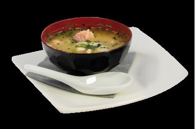 Miso Fish Soup